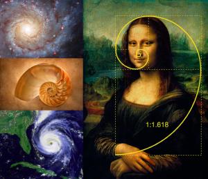 Golden Ratio Mona